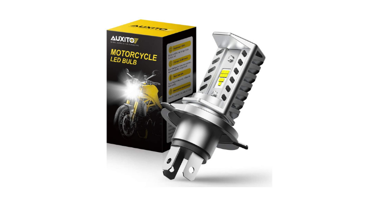AUXITO H4 Motorcycle LED Headlight Bulb