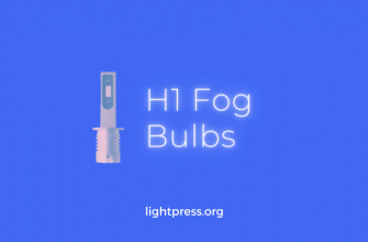 H1 Fog Bulbs